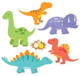 Fototapety Dinosaurs