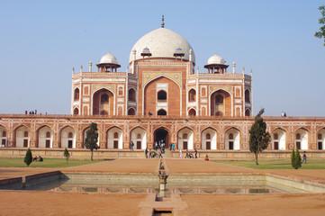 Humayuns Tomb in New Delhi