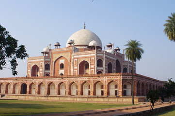 Humayuns Tomb in New Delhi