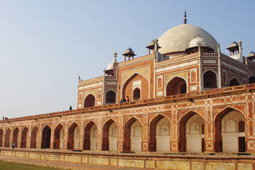 Humayun's Tomb in India