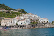 A Panoramic view of Positano. Italy