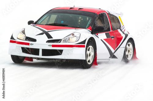 Foto op Plexiglas Motorsport rally