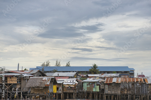 hovel, shanty, shack in Philippines