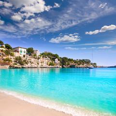 Porto Cristo beach in Manacor Majorca Mallorca