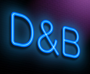 D&B concept.