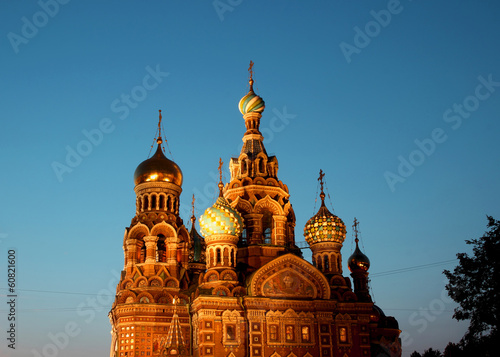 Cathedral of the Resurrection on Spilled Blood (Church of Our Sa
