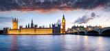 London at Dusk - 60822213