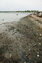 Africa Senegal river pollution soil
