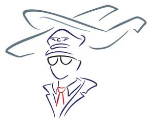 Aircraft and pilot