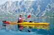 Kayak traveler