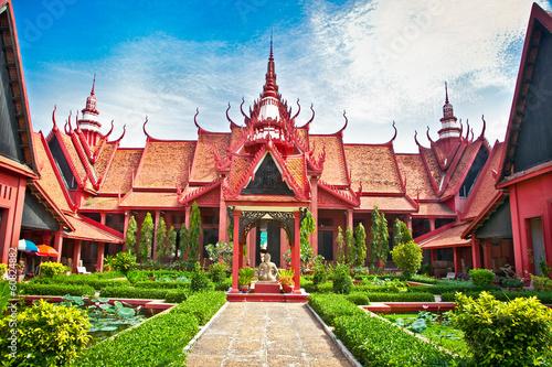 Keuken foto achterwand Overige National Museum , Phnom Penh, Cambodia.