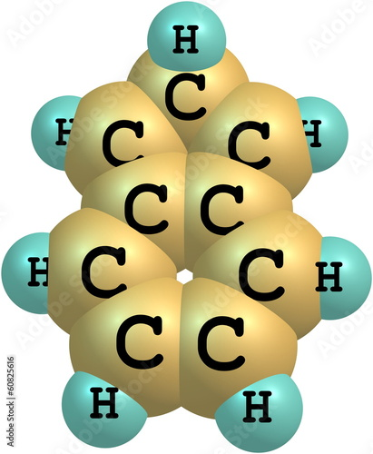 2H-indene molecular structure on white background