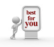 Best for you