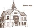 Rathaus Adorf Vogtland