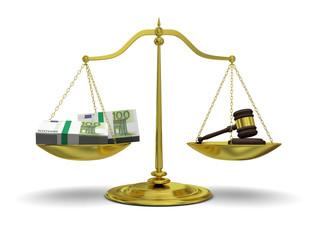 Profit versus justice