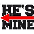 He's Mine Arrow