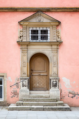Old Door Rothenburg ob der Tauber