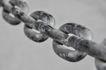 Eslabones de una cadena