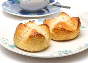 Scone sugar, flavored with anise.