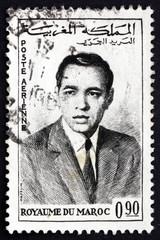 Postage stamp Morocco 1962 Hassan II, King of Morocco