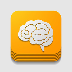 app icon brain