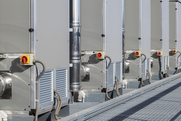 Heating and Cooling installation system