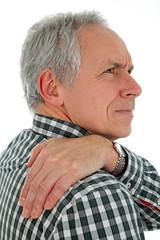Die Schulter tut weh