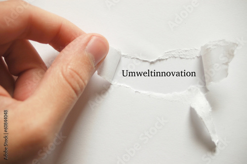 Umweltinnovation