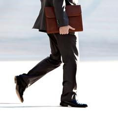 Going businessman.