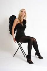 Schwarzer Engel 1