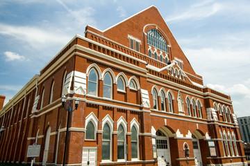 Ryman Auditorium, Nashville, Tennessee