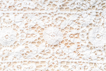 Belgian lace background