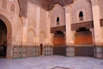 médersa Ben Youssef  à Marrakech