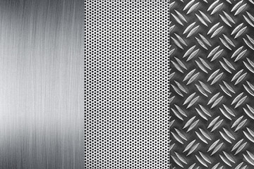 metall plates