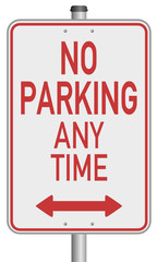 No parking  #140128-svg03