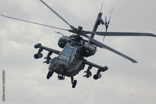 Apache helicopter - 60850421