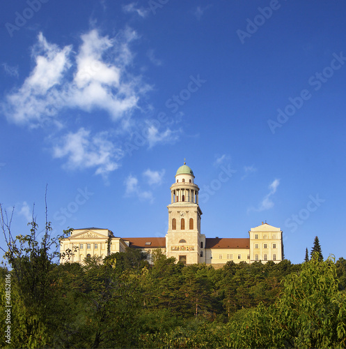 Benedictine Abbey Pannonhalma, Hungary, UNESCO World Heritage
