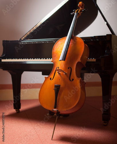Piano and cello