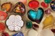 Heart Shape ceramic wall