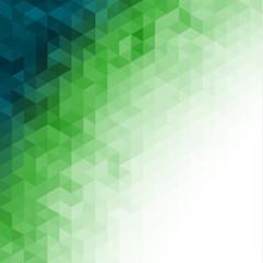 Abstract natural mosaic background