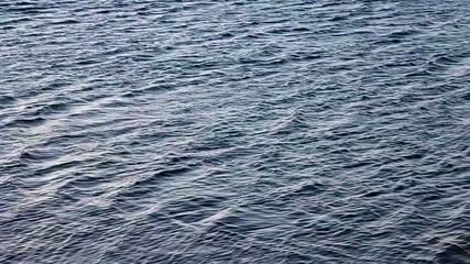 Dark blue sea, backgound.