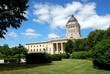 Leinwandbild Motiv Manitoba Legislative Building
