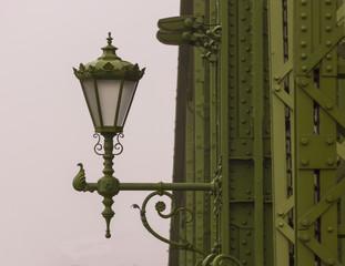 Liberty Bridge Budapest, Hungary