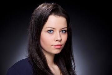 portrait jeune femme d'affaire