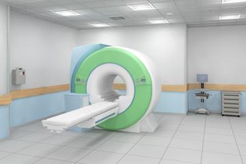 Kernspintomographie in der Radiologie