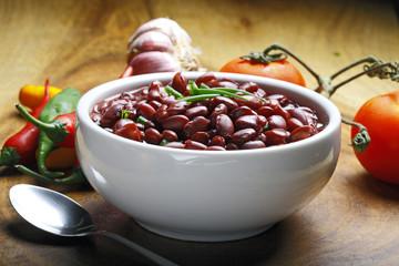 kidney bean.