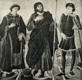 Three Saints (A. and P. Pollaiolo,  1467-68)