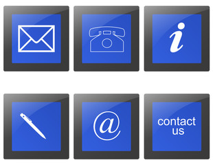 commercial contact signs for business