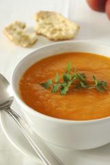 Zuppa di Zucca e Mele