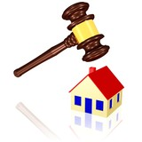 Versteigerung, Eigenheim in Gefahr